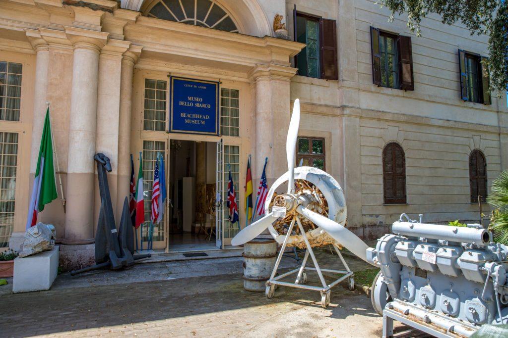 Museo dello sbarco di Anzio
